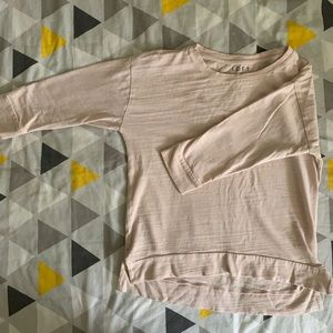 Loft Soft Pink Sweater